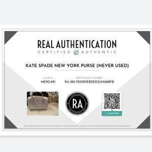 Kate Spade New York purse new w/tag
